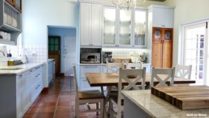 Kitchen design and renovation cape town