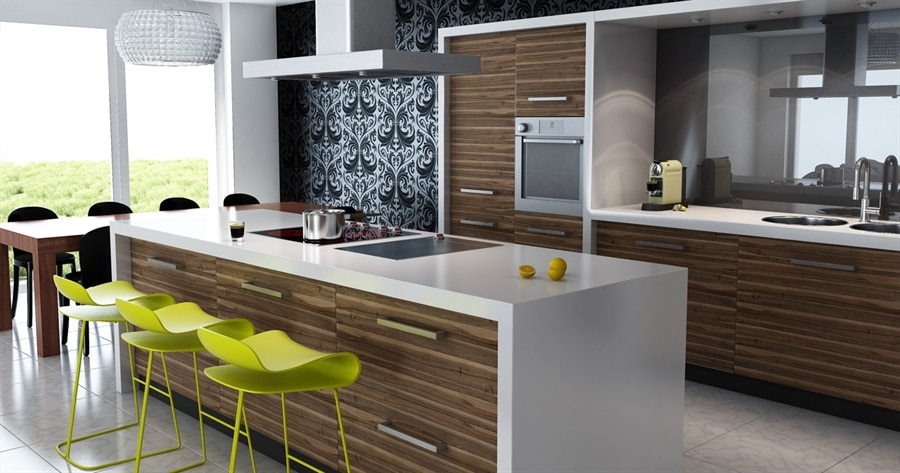 Contemporary Kitchen Design Style | Rock On Wood Kitchens