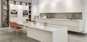 What is modern kitchen design