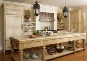 Farmhouse kitchen designed in Cape Town