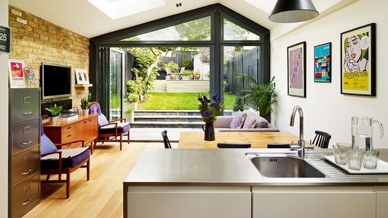 3 Key Ideas for Your Open-Plan Kitchen